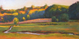The Hay Field   20 x 40   sold