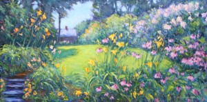 Day Lily And Coneflower Garden   20 x 40   2800
