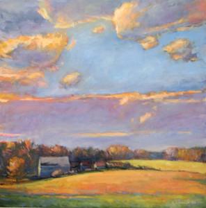 November Farm   30 x 30   sold