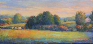 Grazing Near The Sudbury River   16 x 34   2400
